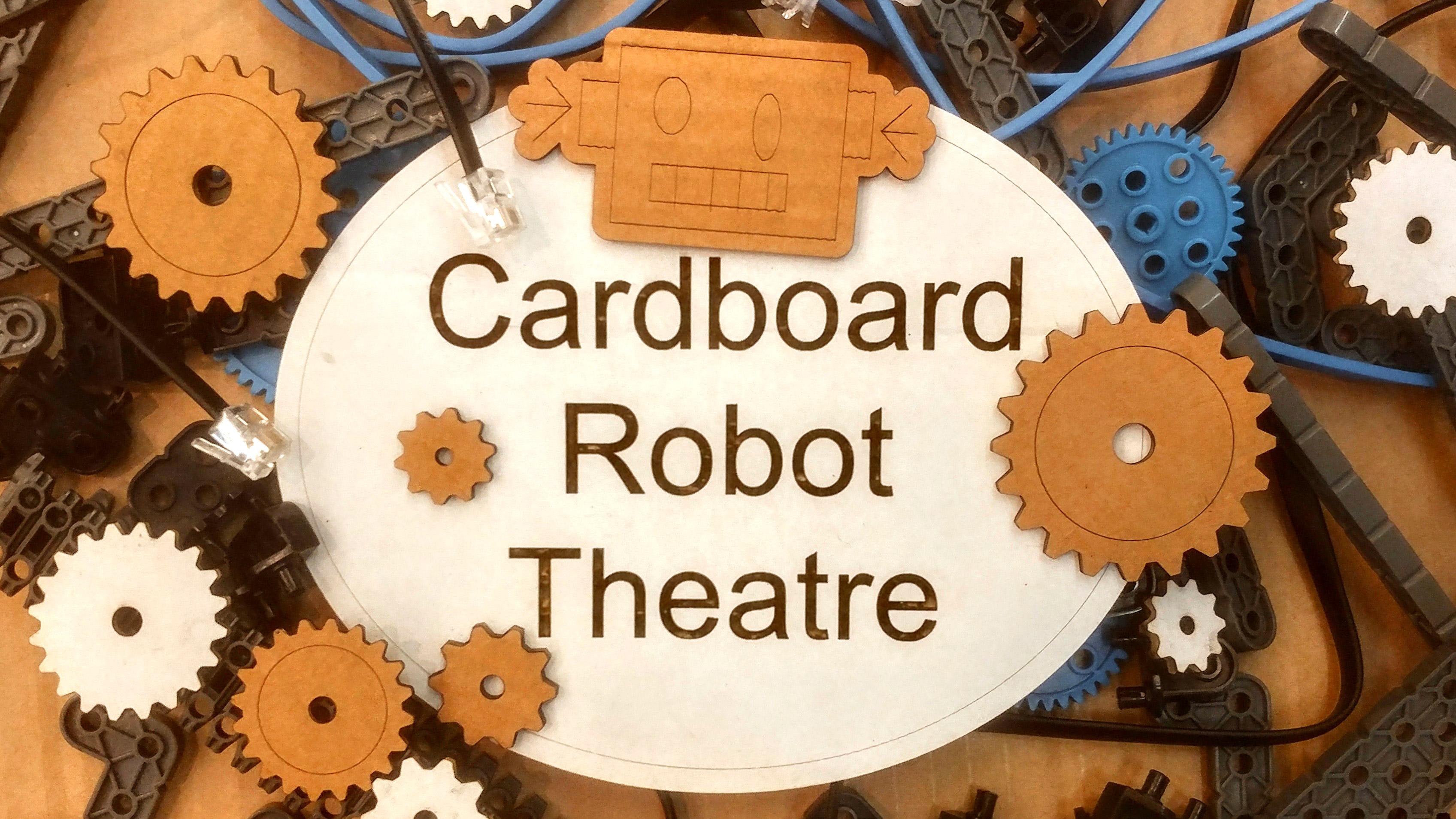 Cardboard Robot Theatre