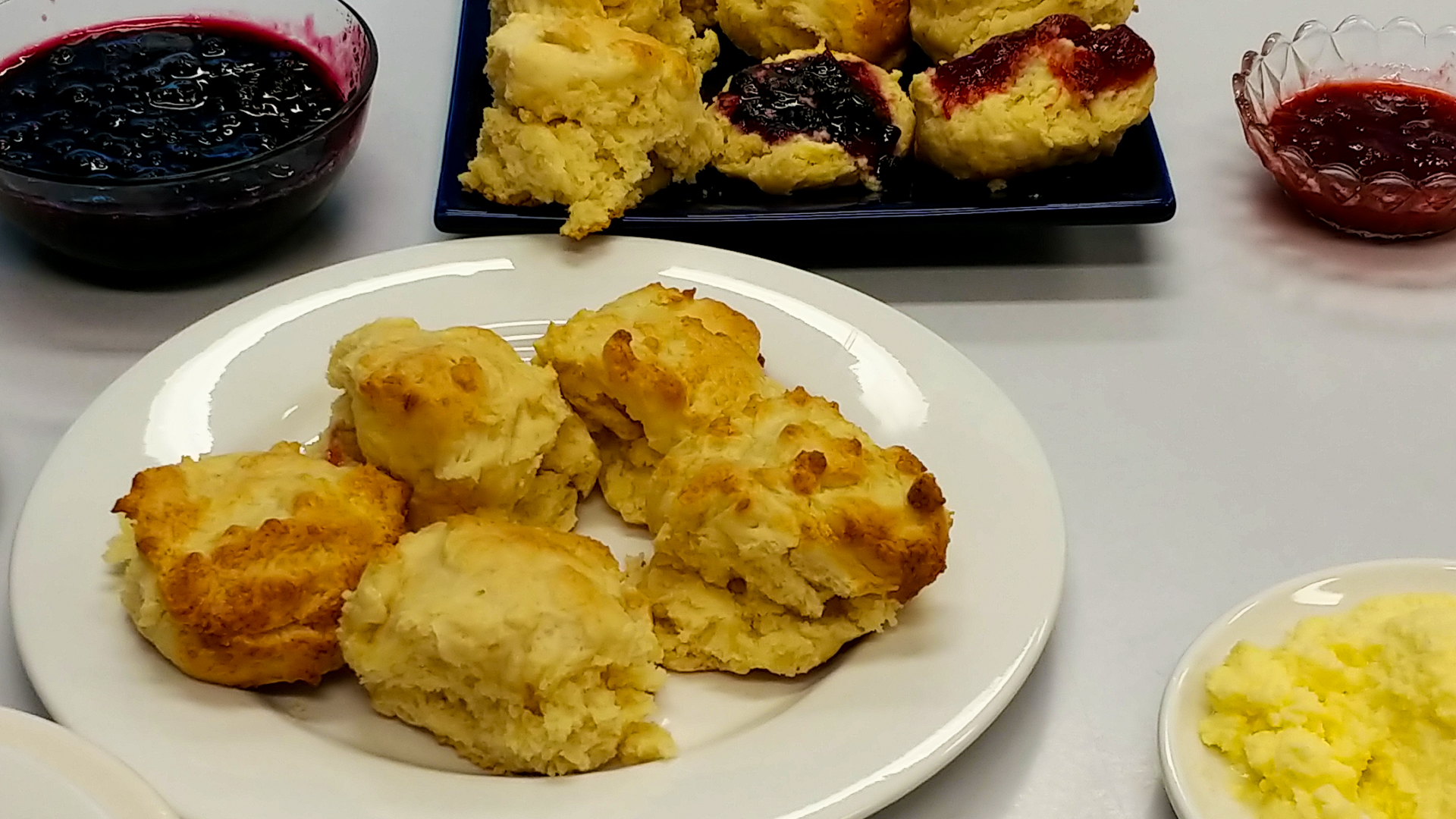 3 Ingredient Scones